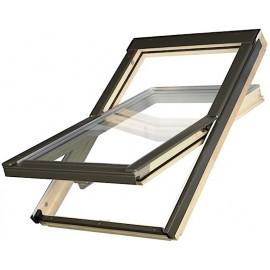 Optilight centre pivot roof window 78 x 98cm