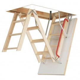 optistep wooden loft ladder ole 70cm x 120cm